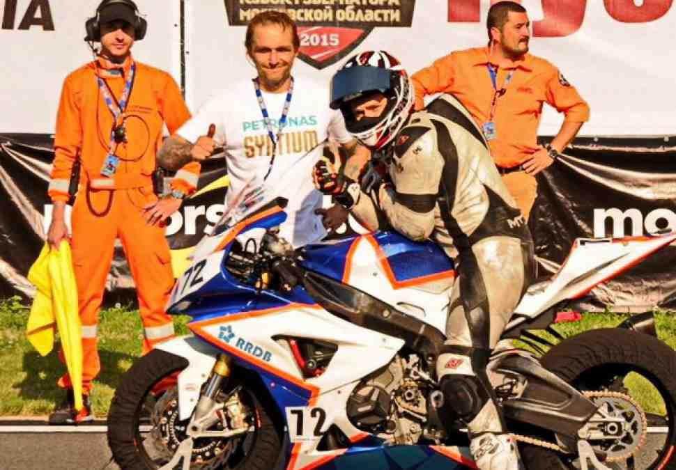 RSBK: Петр Кожеуров - Мы хотели стать чемпионами и добились этого!