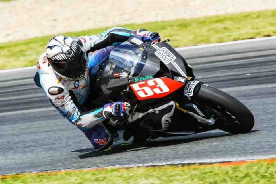 RSBK: Raihert Racing выступит на MRW без Рохтлаана