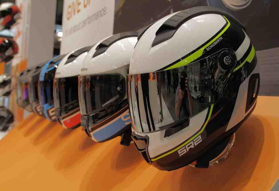 Schuberth расширил гарантию на все шлемы до 5 лет