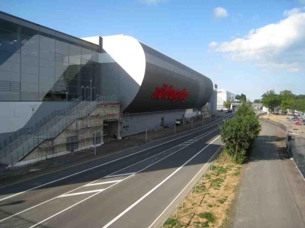 Сделка по продаже Nurburgring подтверждена ЕС