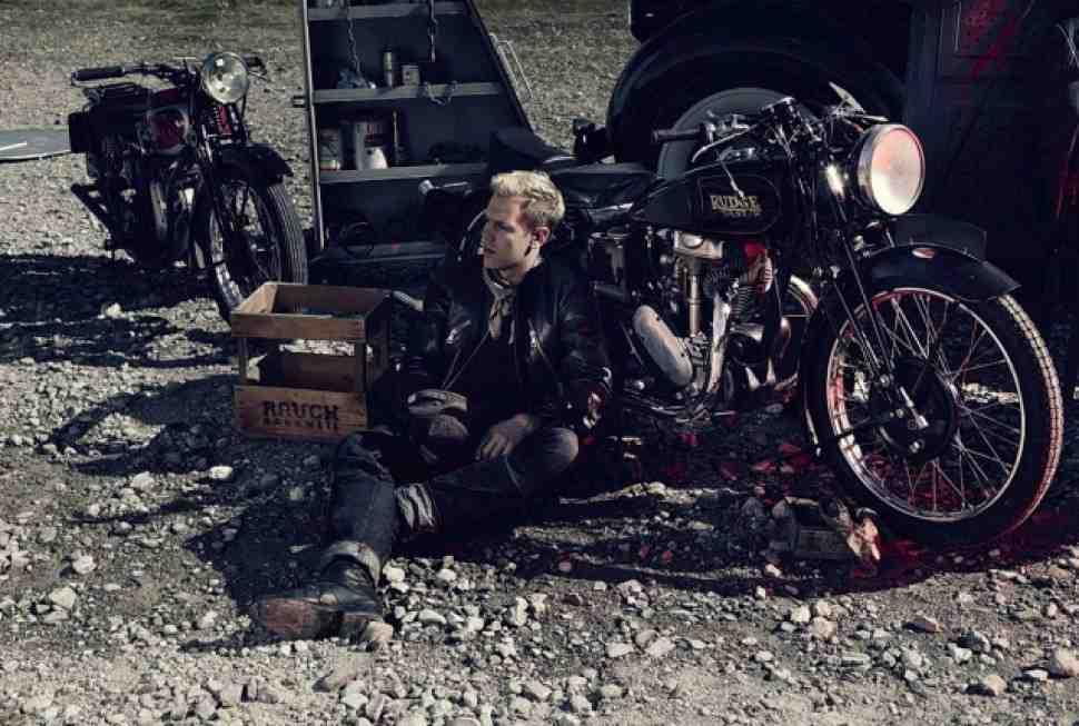 """Себастьян Феттель: """"Мотоциклы - моя свобода и страсть"""""""