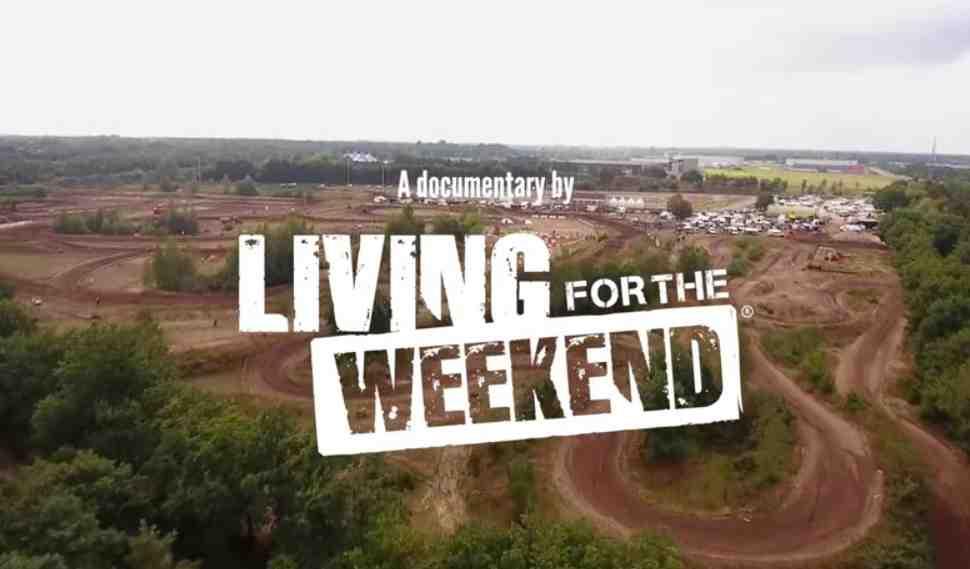Сериал Living for the Weekend: the Exceptional Six выходит на экраны