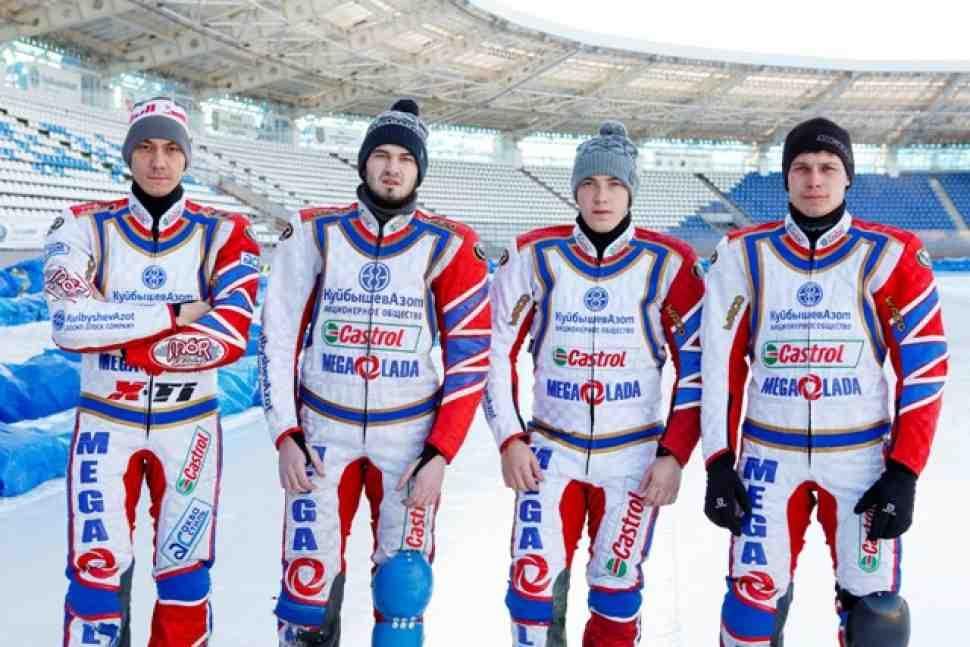СК Мега-Лада: этап №1 Командного чемпионата России в Суперлиге