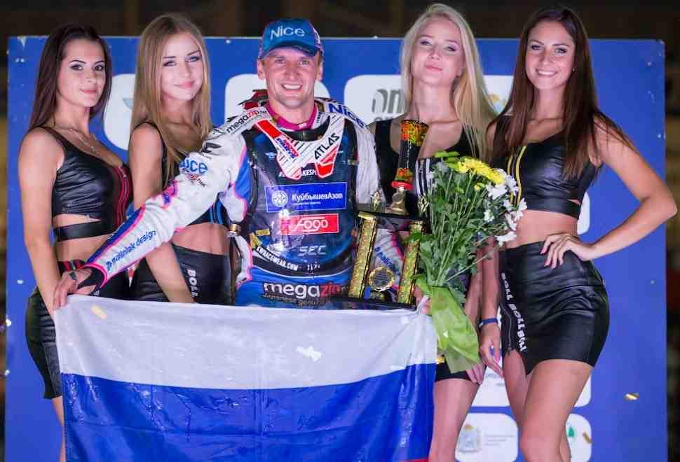 Спидвей: Григорий Лагута намерен бороться за титул Чемпиона Европы