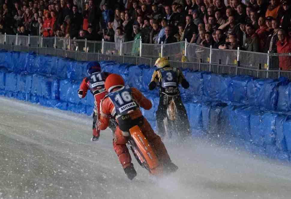 Список участников 4 этапа FIM Ice Speedway Gladiators в Ассене