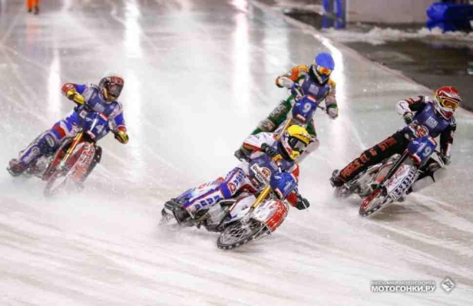 Стартовый лист Финала FIM Ice Speedway Gladiators в Инцеле