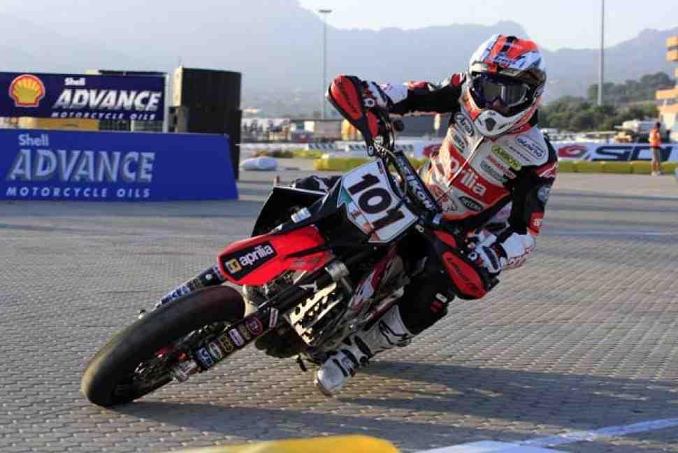 Supermoto: долгожданные результаты ГранПри Сардинии