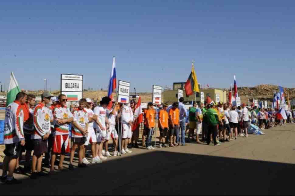 Супермото Наций 2011: россияне в десятке лучших