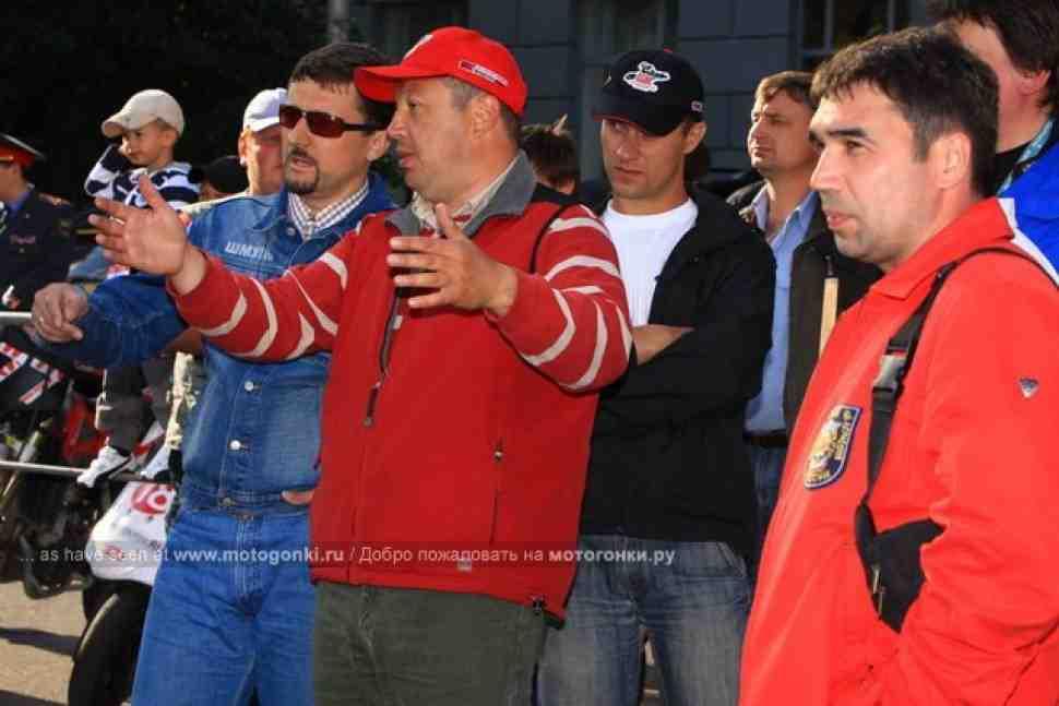 Супермото: президент комиссии МФР Юрий Гаврош о курском этапе