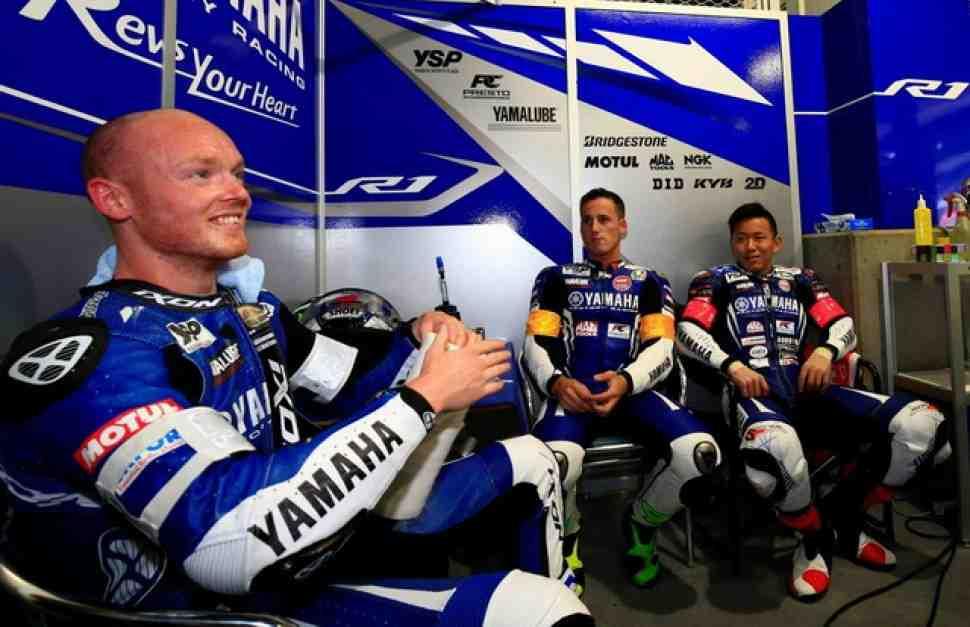 Suzuka 8 Hours: Yamaha Racing лидирует по итогам свободных практик