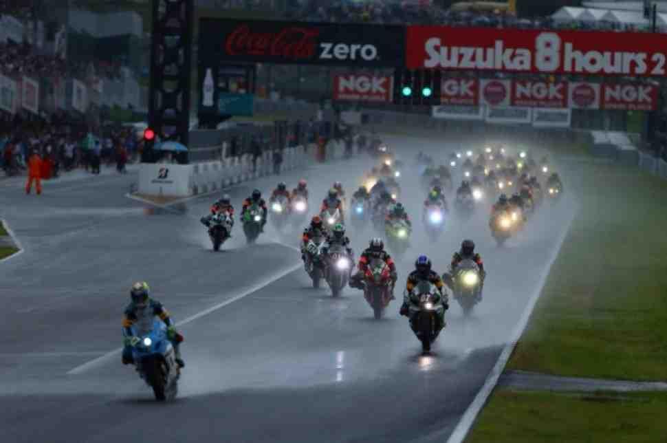 Suzuka 8H: Полпути сокращенной гонки пройдено