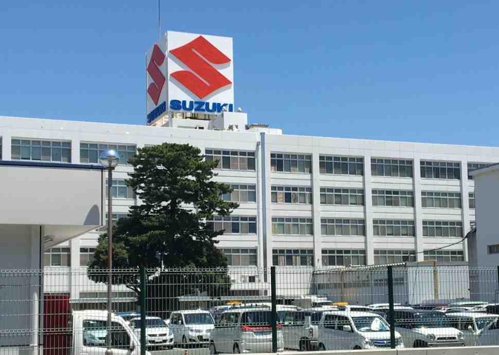 Suzuki теряет позиции на рынке по всему миру