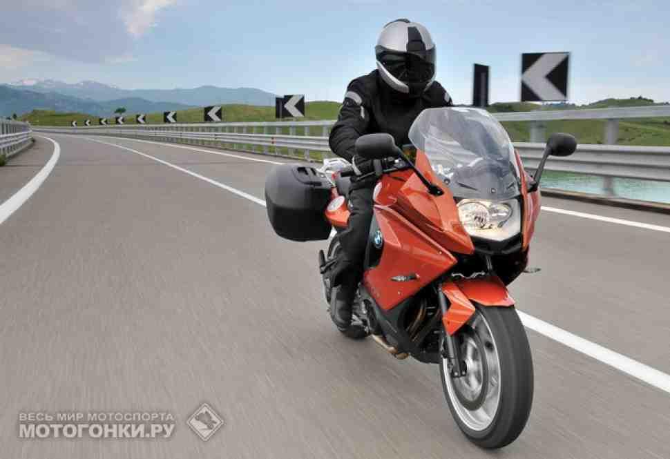 ТЕСТ-ДРАЙВ: BMW F800GT (2013) - Первая поездка