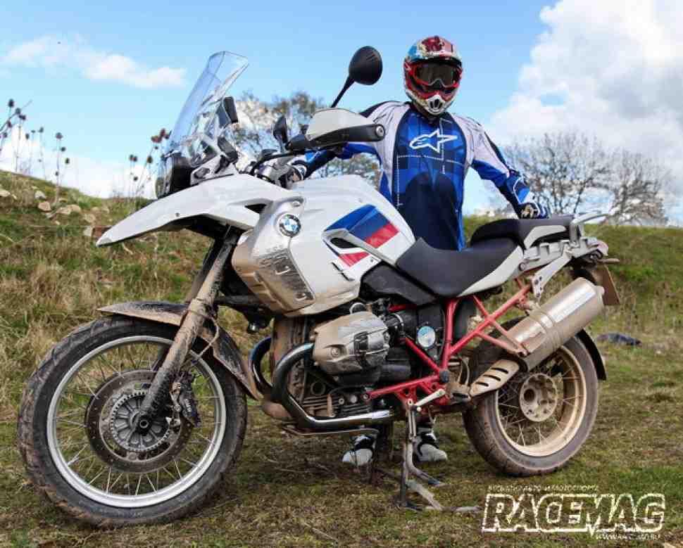 Тест-драйв: BMW R1200GS Rallye (2012)