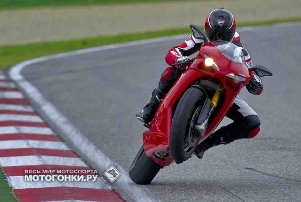 ТЕСТ-ДРАЙВ: Ducati 1198 SP – Sport Production вернулся!