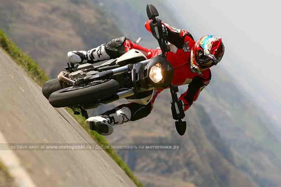 Тест-драйв: Ducati Hypermotard 796 (2010)
