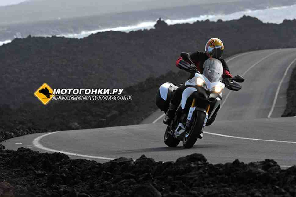 ТЕСТ-ДРАЙВ: Ducati Multistrada 1200S (2010) – Вездесущий