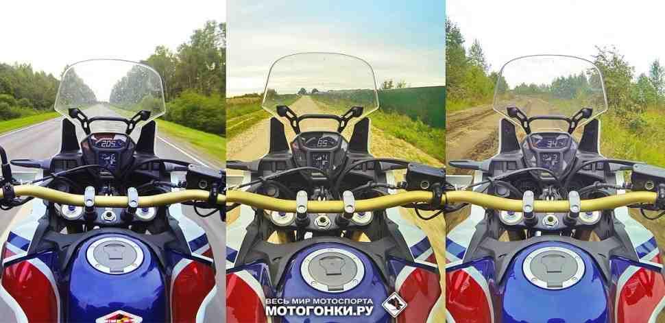 ТЕСТ-ДРАЙВ: Honda CRF1000D Africa Twin – Свобода выбора