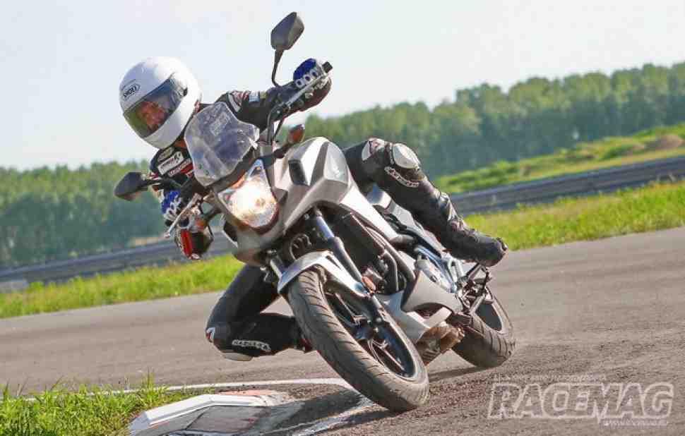 Тест-драйв: Honda NC700X (2012) - SMART!!