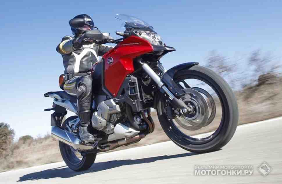 Тест-драйв: Honda VFR1200X Crosstourer (2012)