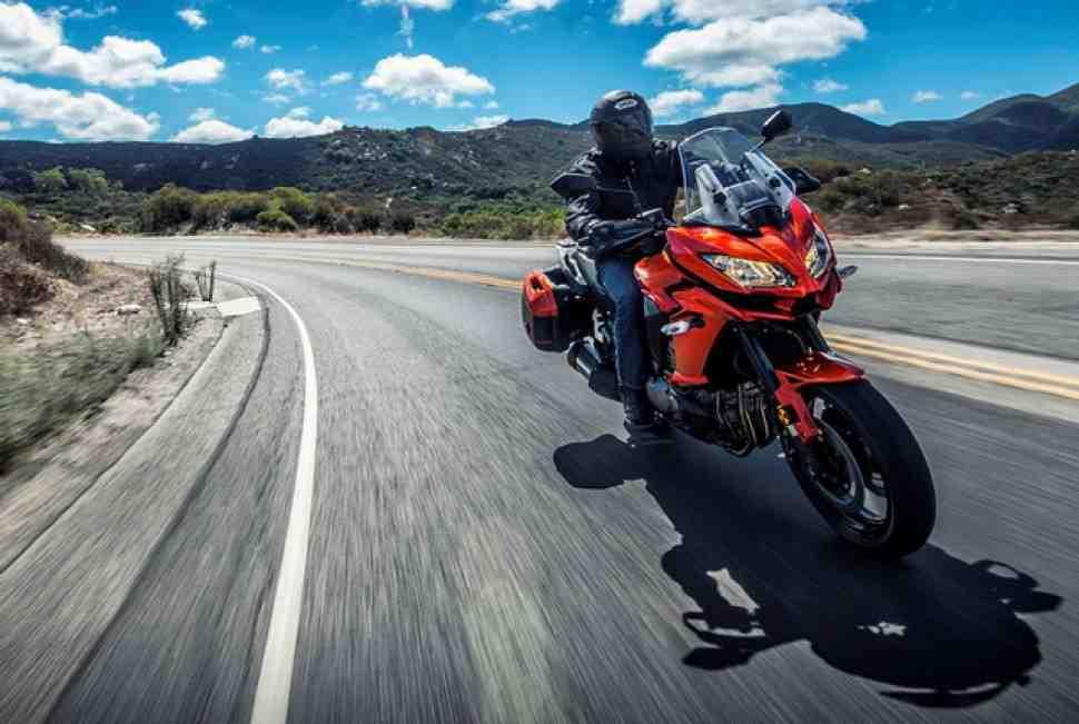 ТЕСТ-ДРАЙВ: Kawasaki Versys 1000LT - Большой стал туристом