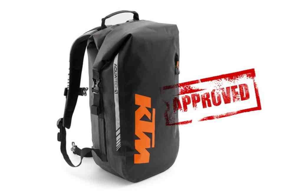 Тест-драйв: KTM ALL ELEMENTS PACK - Новый Непромокаемый