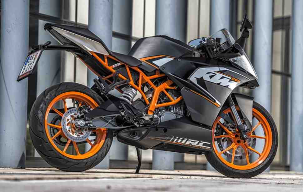 ТЕСТ-ДРАЙВ: KTM RC 200 (2015) – Fun-bike на каждый день