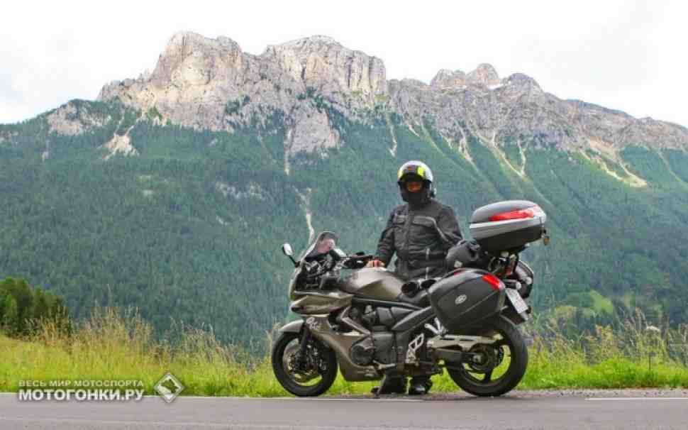 ТЕСТ-ДРАЙВ: Suzuki Bandit 1250SA Touring – Железо для зрелых