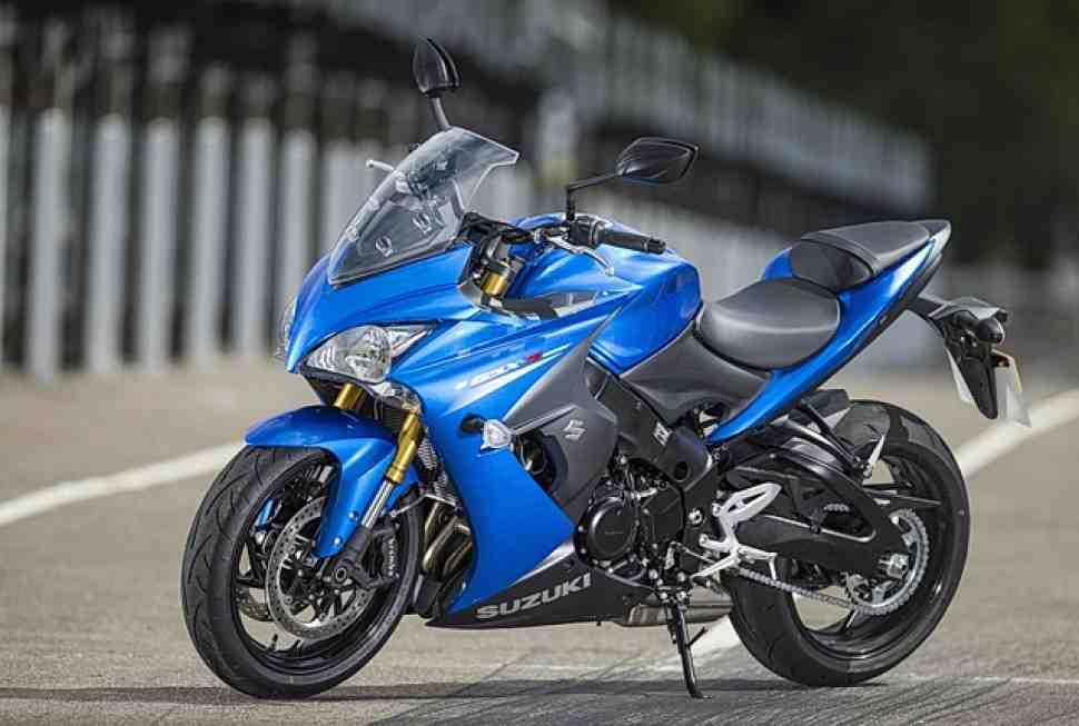 Тест-драйв: Suzuki GSX-S1000F (2016) - Спортбайк для улиц