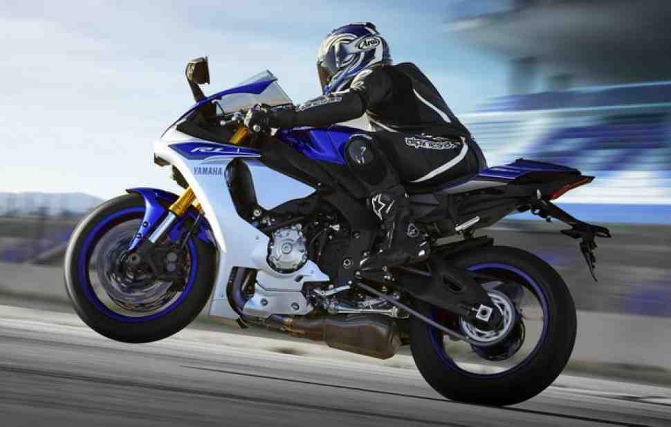 ТЕСТ-ДРАЙВ Yamaha R1 и R1M (2015): 10 заметных улучшений