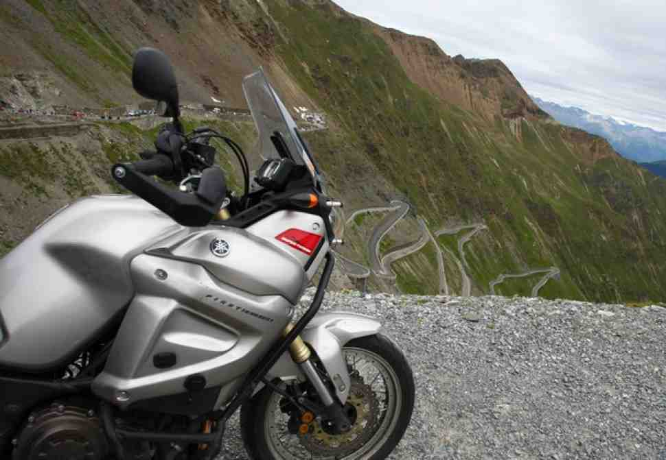 ТЕСТ-ДРАЙВ: Yamaha Tenere XT1200Z (2010) - Long ride