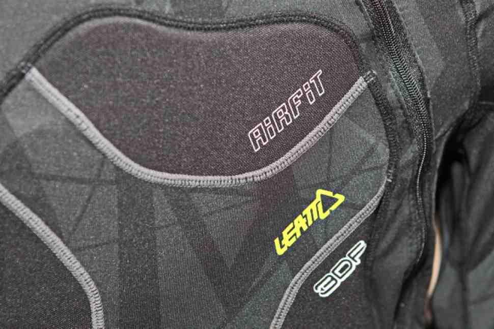 Тестируем защиту LEATT Body Protector 3DF Airfit и Body Vest