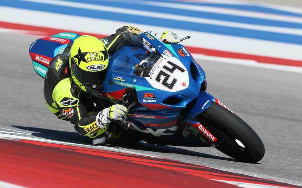 Тони Элиас остается в MotoAmerica: планов возвращаться в WorldSBK пока нет
