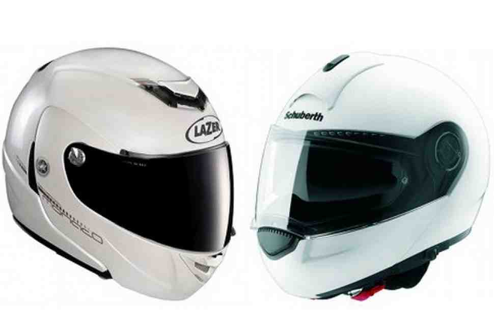 Топовые модуляры: Lazer Monaco Pure Carbon vs Schuberth C3
