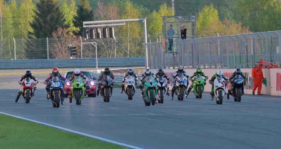 TrackRaceDays: расписание вторых мото трек-дней на Moscow Raceway 13-15 мая