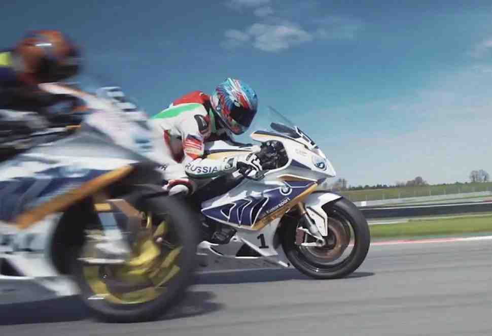 TrackRaceDays: видео из Moscow Raceway