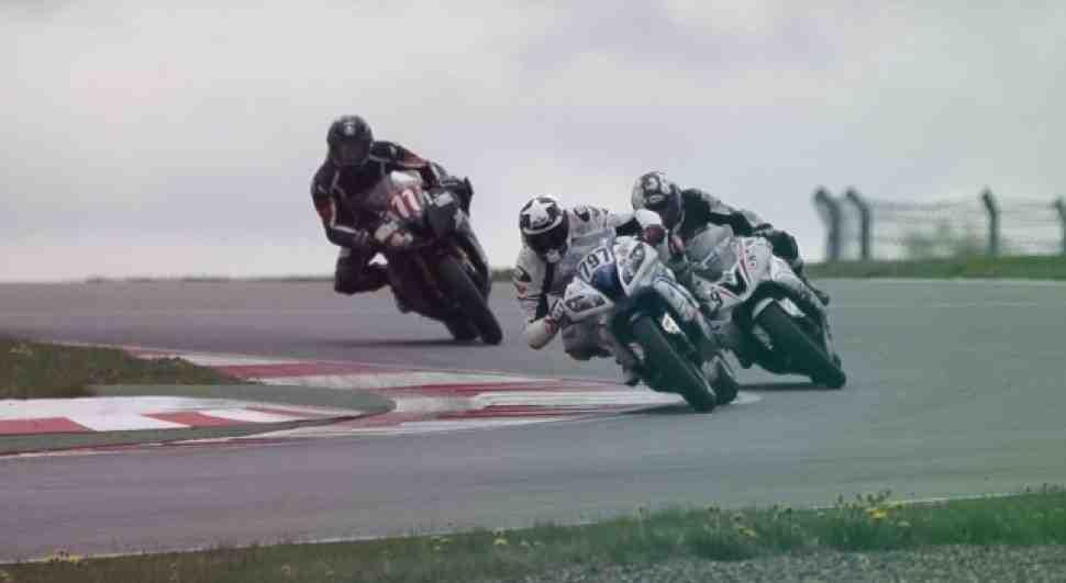 Видео с трек-дней на Moscow Raceway
