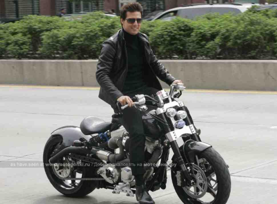 VIP: звезды Голливуда основали Мотоклуб для избранных