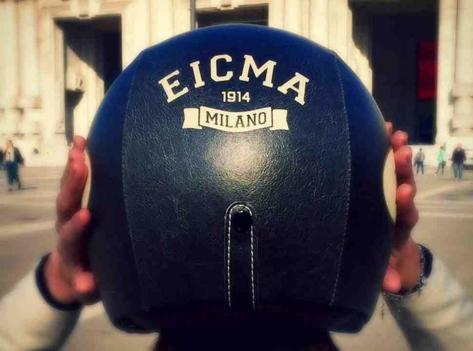 Все новости EICMA-2015 на одной странице