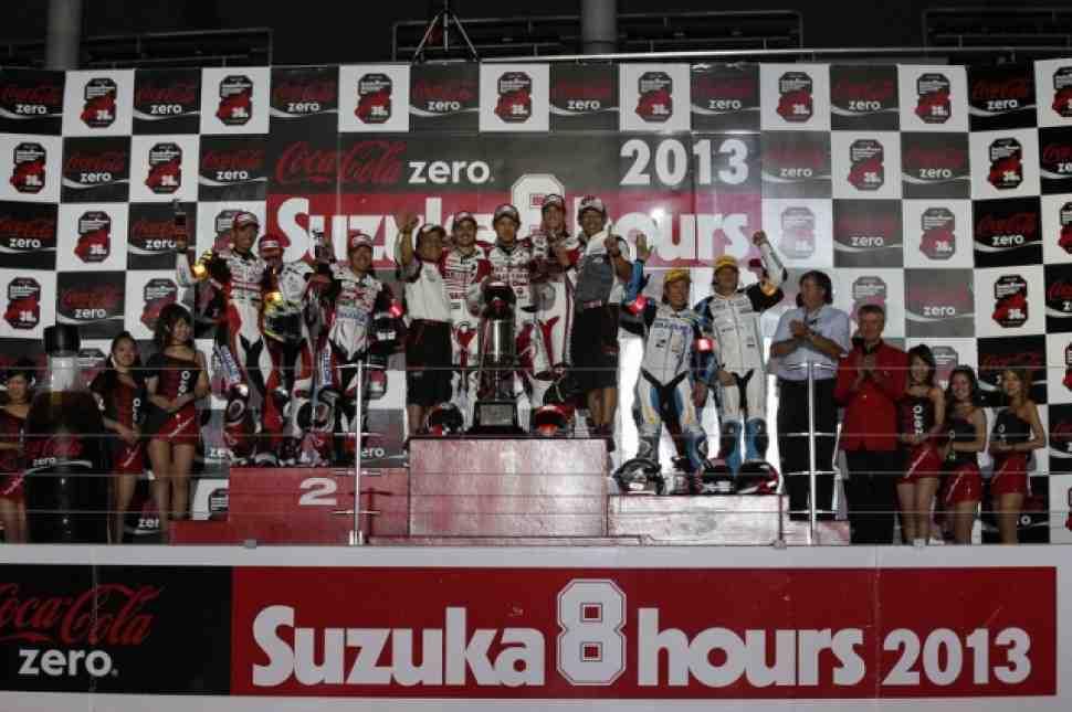 Вся SUZUKA 8H в 4 минутах - видео, лучшие моменты гонки