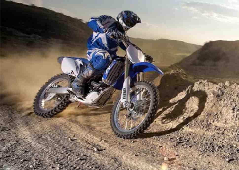 Выбираем мотоцикл для мотокросса: 2Т или 4Т?
