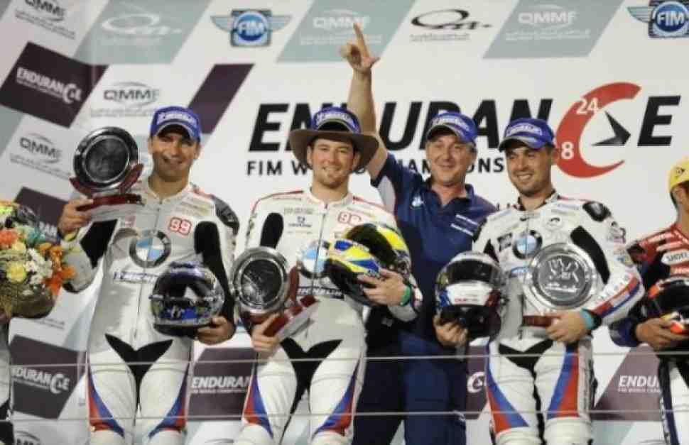 World Endurance: Кадлин и Вест выигрывают Doha 8H