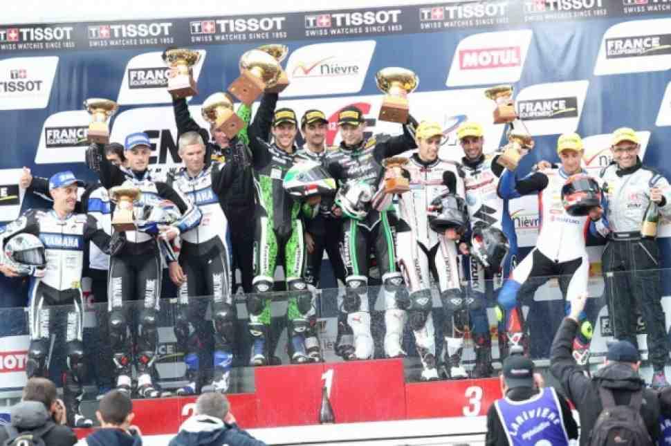World Endurance: Kawasaki SRC выигрывает первый этап сезона