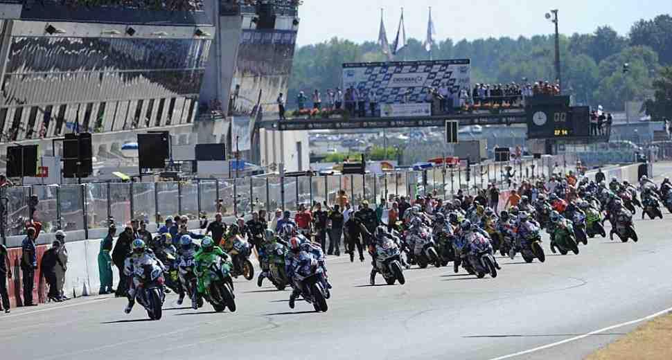 World Endurance: Kawasaki выигрывает Le Mans 24