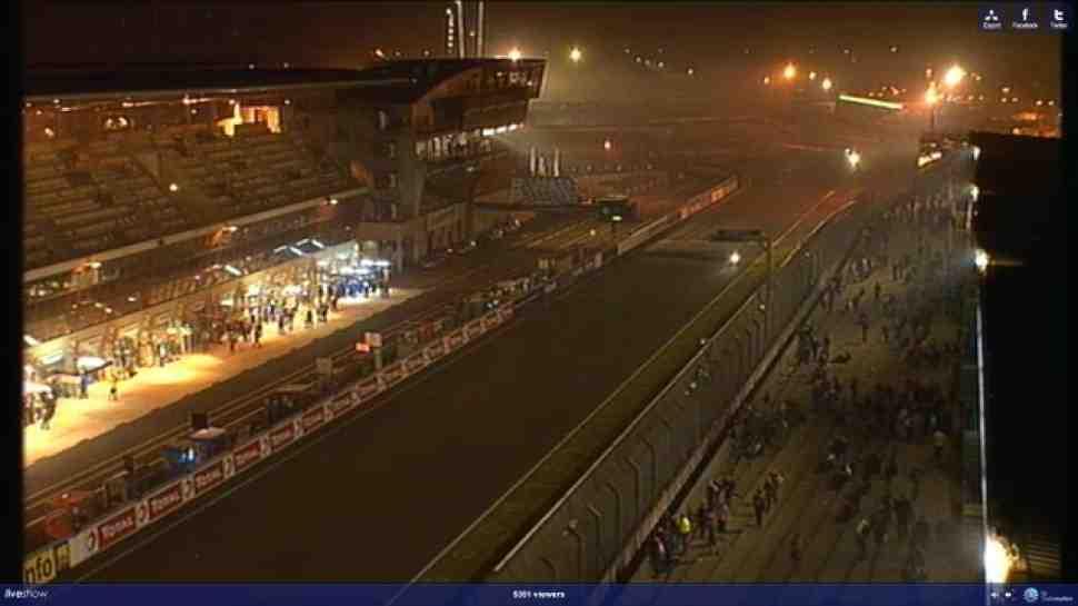 World Endurance: Смотрим Le Mans 24 в прямом эфире - здесь!