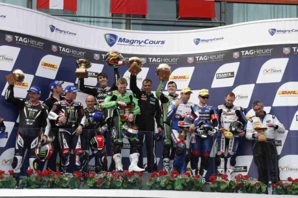 World Endurance: SRC Kawasaki выигрывает Bol d'Or