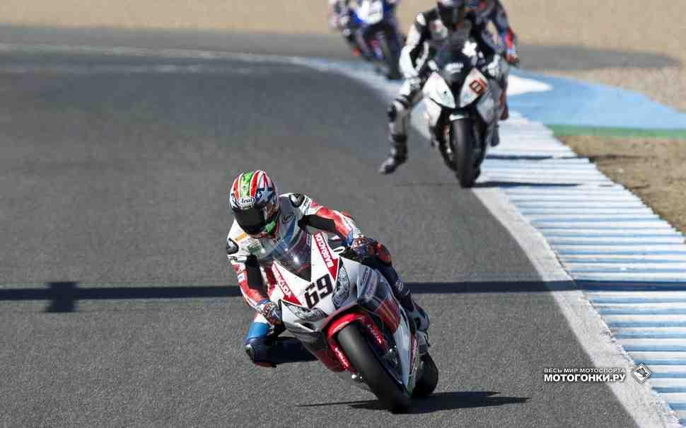 WSBK: Хейден расстроен - догнать Kawasaki в Хересе не удалось