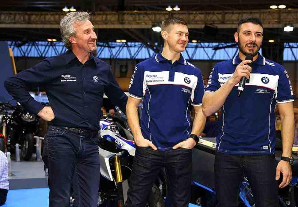 WSBK - Интервью: Давиде Джулиано - зачем я ушел в British Superbike