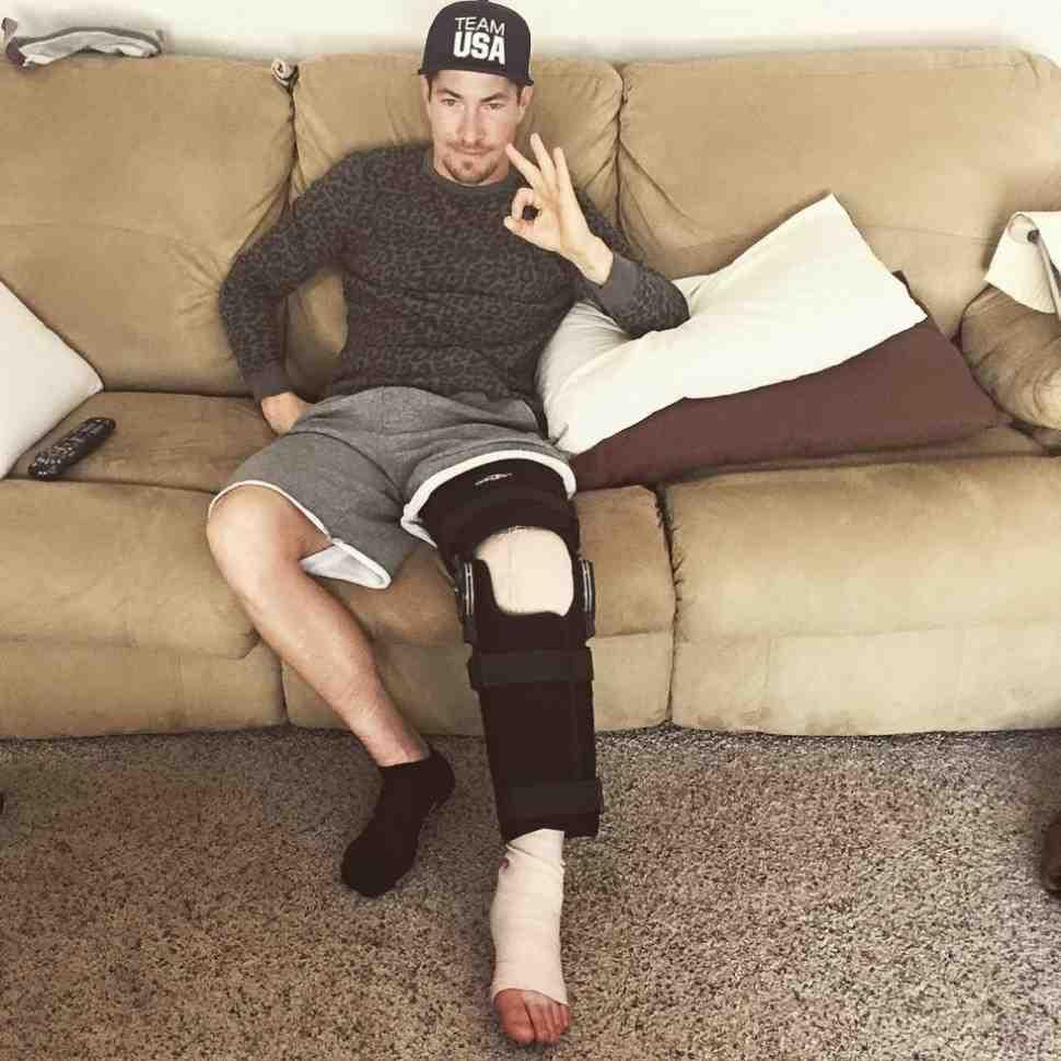 WSBK: Никки Хейдену сделали операцию на левом колене