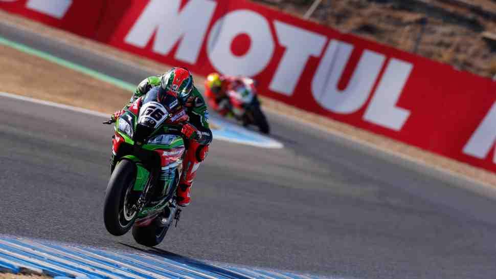 WSBK: World Superbike вернулся в Херес - Том Сайкс возглавил первый день